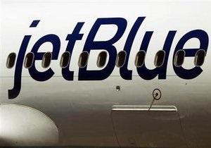 Новости США - новости Нью-Йорка - столкнулись два пассажирских самолета - Jet Blue