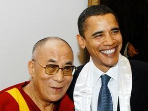 Обама отказался от встречи с Далай-ламой