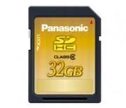 Panasonic создала скоростную карту памяти на 32 Гб