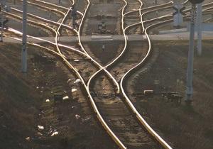 В США сошел с рельсов грузовой поезд