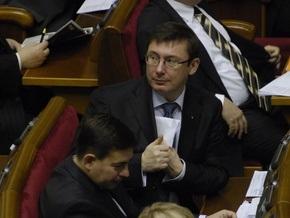 Москаль опасается, что скандал с Луценко используют для отмены выборов
