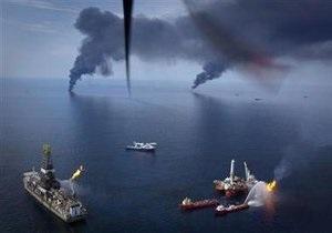 США направили BP счет на $51 млн за ущерб от разлива нефти