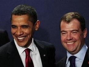 Медведев и Обама перешли на  ты