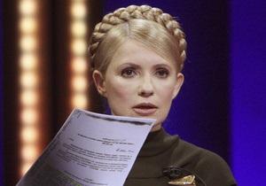 Первые данные ЦИК: Тимошенко опережает Януковича на 10%