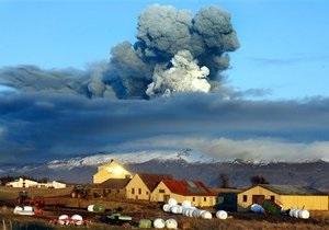 В Европе отменены 16 тысяч авиарейсов. Вулканическое облако движется на восток