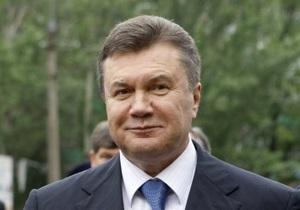 Янукович: Мне бабушка в детстве говорила, что я очень ласковый