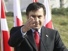 Обама написал Саакашвили письмо