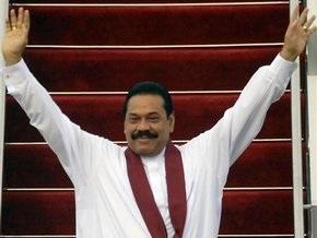 Президент Шри-Ланки объявил о полной победе над ТОТИ