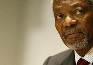 Аннан: СБ ООН следует реформировать ради перераспределения влияния в мире