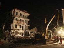 Землетрясение в Китае нанесло стране убытков на $124 млрд