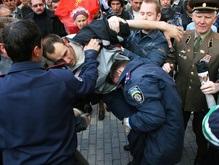 В Крыму кипят страсти по НАТО: левые снова устроили беспорядки