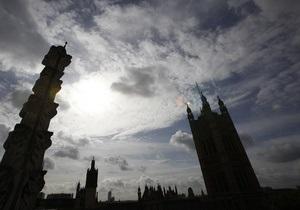 Британские художники поддержали Войну в центре Лондона
