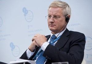 Глава МИД Швеции: Украина должна четко определиться с приоритетными направлениями интеграции