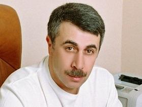 Доктор Комаровский станет ведущим медицинского телешоу