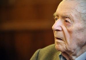 В Будапеште скончался самый разыскиваемый нацистский преступник