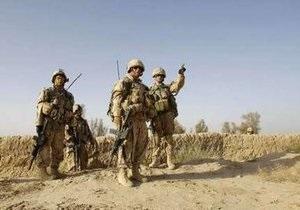 В Афганистане на мине подорвался датский патруль