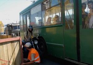 В киевских троллейбусах установят кондиционеры