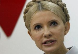 Тимошенко сравнила суд над Макаренко и Диденко со сталинскими  тройками