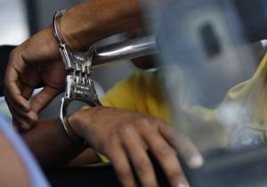 Во Львове задержан мужчина с самодельным взрывным устройством