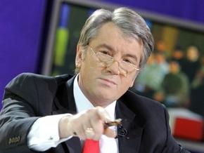 Ющенко обвинил Тимошенко и главсанврача в  преступной небрежности в угоду политическим мотивам