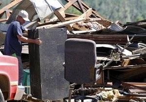 В Миссисипи продолжается спасательная операция