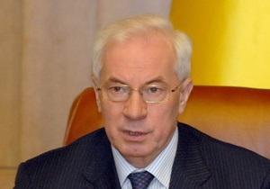 Азаров: Черновецкий попросил несколько дней для того, чтобы прийти в себя