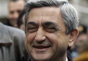 К Януковичу в Крым приедет президент Армении