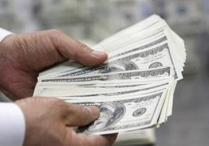 Доллар на межбанке пробил отметку в 8,12 грн