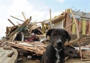 Жертвами мощного торнадо в штате Миссисипи стали десять человек