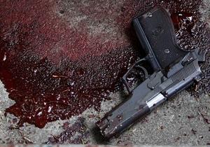 В Киевской области во время службы офицер застрелил коллегу
