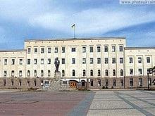 В центре Кировограда открылась фотовыставка на прищепках