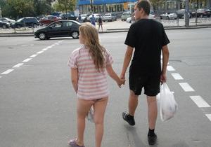 В Санкт-Петербурге ношение шорт могут приравнять к хулиганству