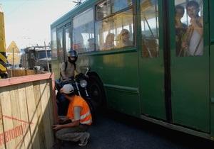 В Киеве появятся троллейбусы с кондиционерами