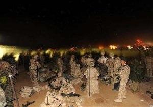 Армия США разместит постоянный контингент в афганском городе Марджа