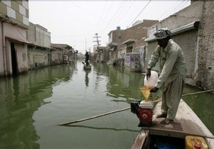 Великобритания увеличит гуманитарную помощь Пакистану на 70 млн фунтов