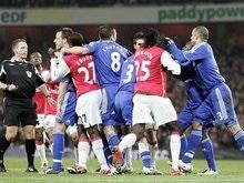 Арсенал одержал победу в лондонском дерби