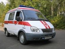 Днепропетровск: 12 человек пострадали из-за ДТП микроавтобуса и автоцистерны
