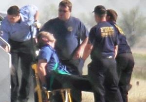 В Техасе сел самолет из-за  воплей капитана о бомбе