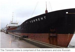 В Британии арестованы пять судов с моряками из РФ и Украины