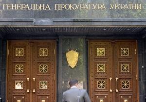 Генпрокуратура подтвердила задержание главы фракции Черновецкого в Киевсовете