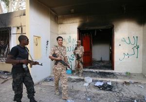 Европейские страны призывают своих граждан покинуть Бенгази