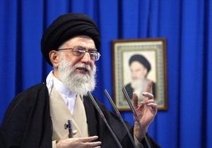 Верховный лидер Ирана запретил ядерное оружие