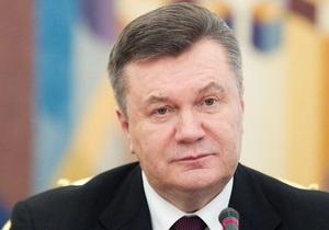 Янукович намерен в 2012 году  объединить как можно больше людей