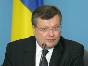 Грищенко: Киев запрещает российским политикам посещать Украину не просто так