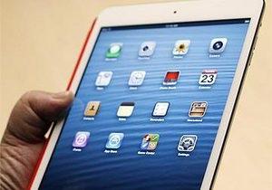 В первые три дня продаж планшеты iPad mini расходились со скоростью миллион штук в день
