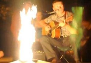 Милиция начала проверку по факту распевания песен у Вечного огня в Симферополе