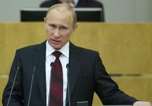Путин: Иностранное влияние на стандарты демократии РФ неприемлемо. Россия не пойдет по пути тоталитаризма