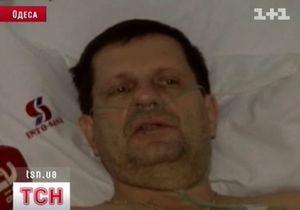 Мэр Одессы пришел в сознание после гипертонического криза