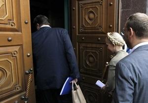 Газовое дело: Сегодня состоится суд над Тимошенко