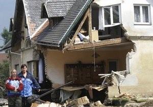 Жертвами наводнения в Европе стали 14 человек